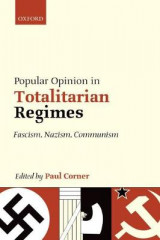Omslag - Popular Opinion in Totalitarian Regimes