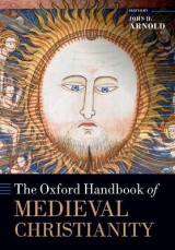Omslag - The Oxford Handbook of Medieval Christianity