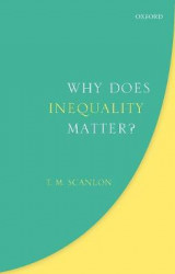 Omslag - Why Does Inequality Matter?