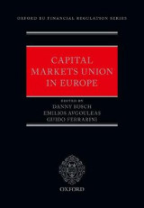 Omslag - Capital Markets Union in Europe