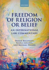 Omslag - Freedom of Religion or Belief