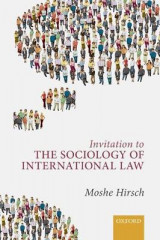 Omslag - Invitation to the Sociology of International Law