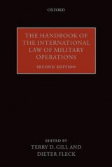 Omslag - The Handbook of the International Law of Military Operations