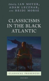 Omslag - Classicisms in the Black Atlantic