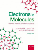 Omslag - Electrons in Molecules