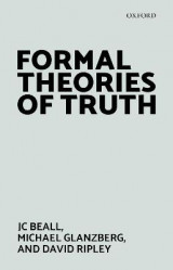 Omslag - Formal Theories of Truth