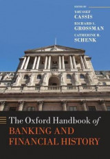 Omslag - The Oxford Handbook of Banking and Financial History