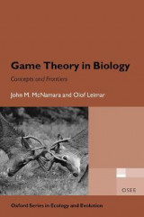 Omslag - Game Theory in Biology