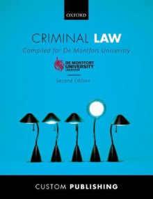 Criminal Law av David Ormerod, John Child og Karl Laird (Heftet)