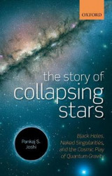 Omslag - The Story of Collapsing Stars