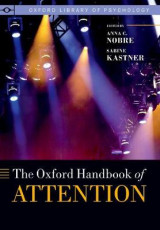 Omslag - The Oxford Handbook of Attention