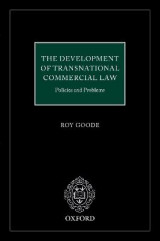 Omslag - The Development of Transnational Law