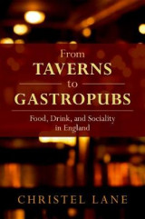 Omslag - From Taverns to Gastropubs
