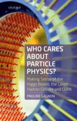 Omslag - Who Cares about Particle Physics?