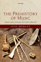Omslag - The Prehistory of Music