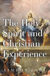 The Holy Spirit and Christian Experience av Simeon Zahl (Innbundet)