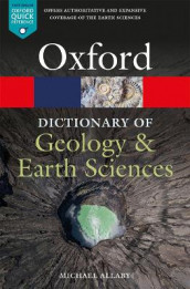 A Dictionary of Geology and Earth Sciences av Michael Allaby (Heftet)