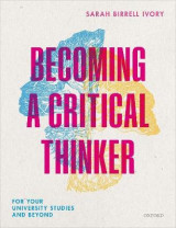 Omslag - Becoming a Critical Thinker