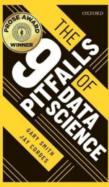 Omslag - The 9 Pitfalls of Data Science
