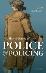 Omslag - A Short History of Police and Policing