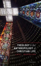 Omslag - Theology and the Anthropology of Christian Life