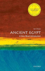 Omslag - Ancient Egypt: A Very Short Introduction