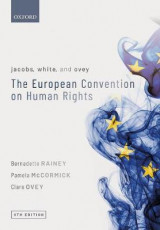 Omslag - Jacobs, White, and Ovey: The European Convention on Human Rights