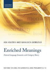 Omslag - Enriched Meanings