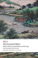 Omslag - The Essential Mozi