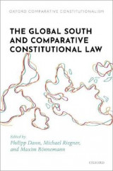 Omslag - The Global South and Comparative Constitutional Law