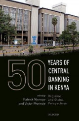 Omslag - 50 Years of Central Banking in Kenya