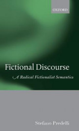 Omslag - Fictional Discourse