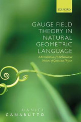 Omslag - Gauge Field Theory in Natural Geometric Language
