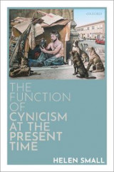 Omslag - The Function of Cynicism at the Present Time