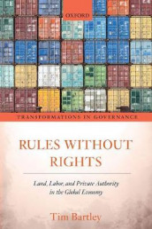 Rules without Rights av Tim Bartley (Heftet)