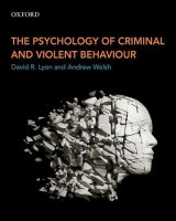 Omslag - The Psychology of Criminal and Violent Behaviour
