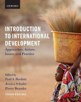 Omslag - Introduction to International Development