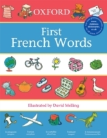 Oxford First French Words av Neil Morris (Heftet)