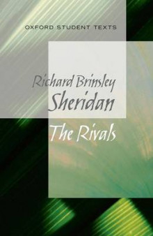 Oxford Student Texts: Sheridan: The Rivals av Richard Sheridan (Heftet)
