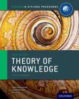 Omslag - Oxford IB Diploma Programme: Theory of Knowledge Course Companion