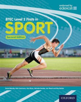 Omslag - BTEC Level 2 Firsts in Sport Student Book