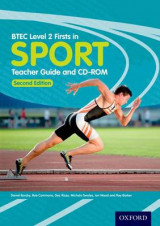 Omslag - BTEC Level 2 Firsts in Sport Teacher Guide