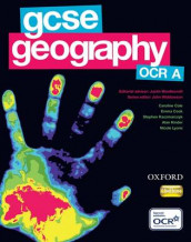 GCSE Geography for OCR A: Evaluation Pack av John Widdowson (Blandet mediaprodukt)