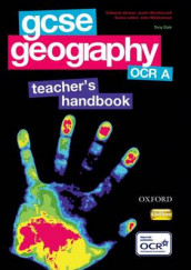 GCSE Geography for OCR A Teacher's Handbook av John Widdowson (Heftet)