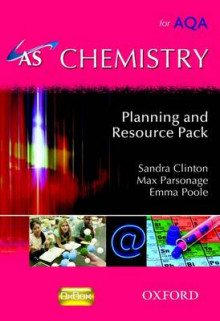 AS Chemistry Planning & Resource Pack with Oxbox CD-ROM av Sandra Clinton, Max Parsonage og Emma Poole (Blandet mediaprodukt)