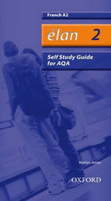 Omslag - Elan: 2: A2 AQA Self-study Guide with CD-ROM
