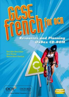 GCSE French for OCR Resources and Planning Oxbox CD-ROM av Daniele Bourdais, Sue Finnie og Genevieve Parkes (CD-ROM)
