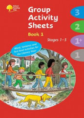 Oxford Reading Tree: Stages 1 - 3: Book 1: Group Activity Sheets av Thelma Page og Kay Su (Heftet)