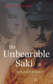 The Unbearable Saki av Sandie Byrne (Innbundet)