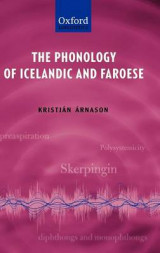 Omslag - The Phonology of Icelandic and Faroese